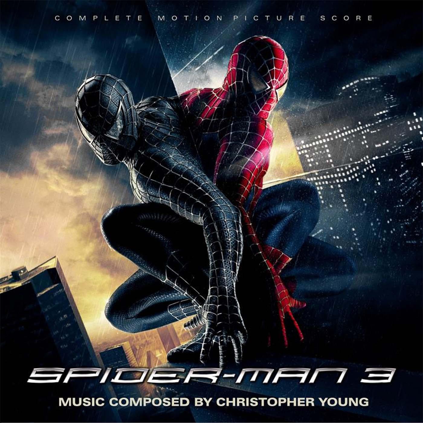 موسیقی متن مرد عنکبوتی 3