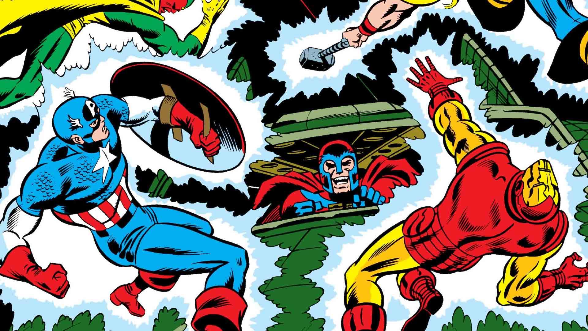 Avengers #111
