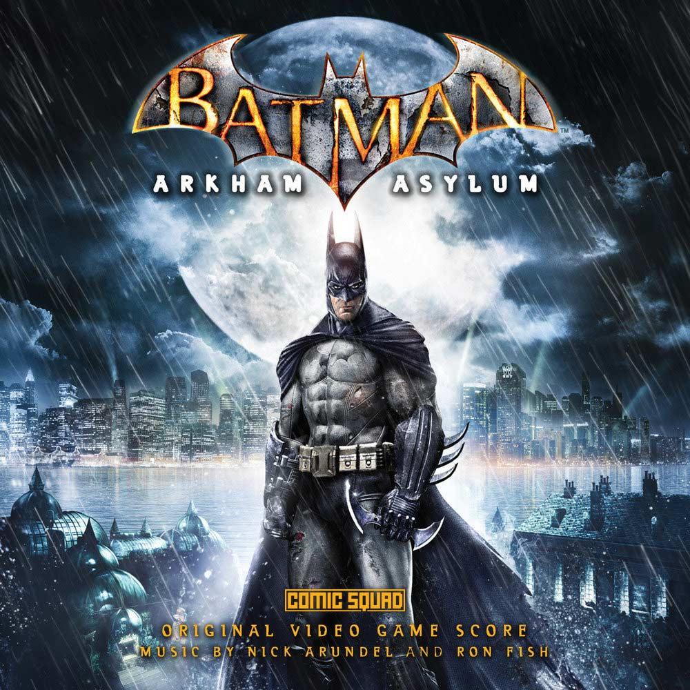 دانلود موسیقی متن بازی بتمن: تیمارستان آرکام - Batman: Arkham Asylum